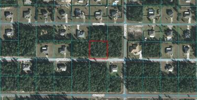 Ocala Waterway Residential Lots & Land For Sale: SW 111th Place
