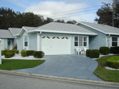 Summerfield FL Single Family Home Pending: $144,000