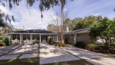 Ocala Single Family Home For Sale: 1707 SE 11th Street Street