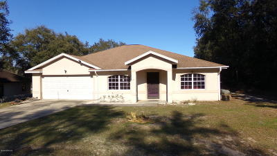 Ocala Single Family Home For Sale: 24 Bahia Pass Trak