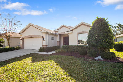 Ocala Single Family Home For Sale: 9395 SW 66th Loop