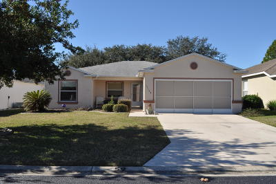 Ocala Single Family Home For Sale: 15168 SW 14th Ave Road