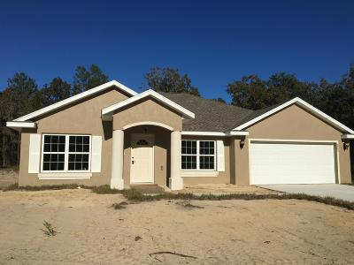 Ocala Single Family Home For Sale: 9 Walnut Run Court