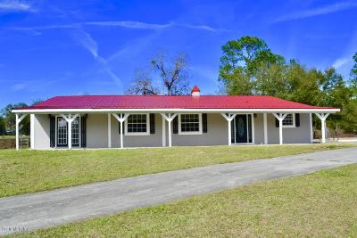 Dunnellon Farm For Sale: 13335 SW 100th Street