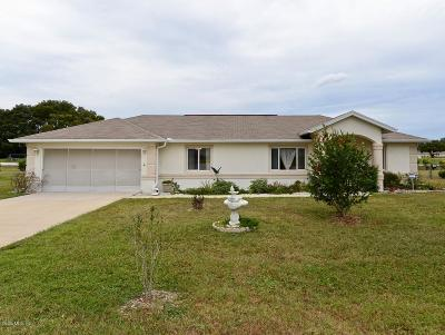 Ocala Single Family Home For Sale: 10202 SW 61st Terrace Road