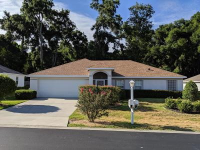 Ocala Palms Single Family Home For Sale: 5295 NW 26th Lane