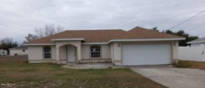 Ocala Single Family Home For Sale: 23 Larch Drive