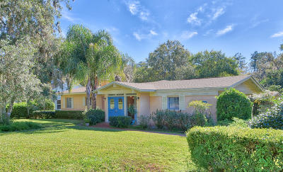 Ocala Single Family Home For Sale: 1244 SE 11th Street
