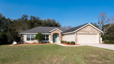 Ocala Single Family Home For Sale: 5375 SE 91st Street