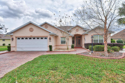 Ocala Single Family Home For Sale: 8799 SW 83rd Circle