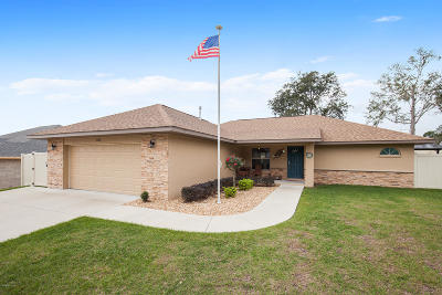 Ocala Single Family Home For Sale: 1026 SE 65th Circle