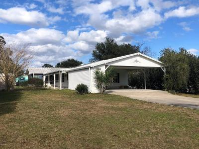 Ocala Mobile/Manufactured For Sale: 6821 NE 1st Street