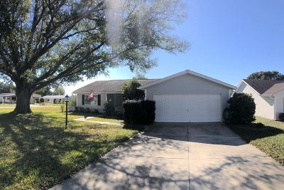 Lake County, Marion County Single Family Home For Sale: 6458 SW 81st Street
