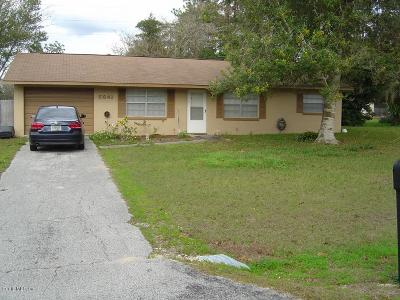 Ocala Single Family Home For Sale: 5641 SE 3rd Place