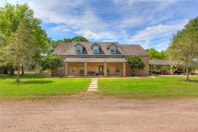 Single Family Home For Sale: 2000 Briar Creek Farms Road