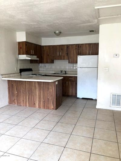 Marion County Rental For Rent: 55 NW 21st Place