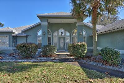 Silver Springs Single Family Home For Sale: 6965 NE 61 Ave Rd