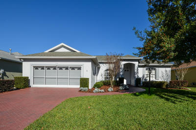 Ocala Single Family Home For Sale: 9631 SW 92nd Place Road
