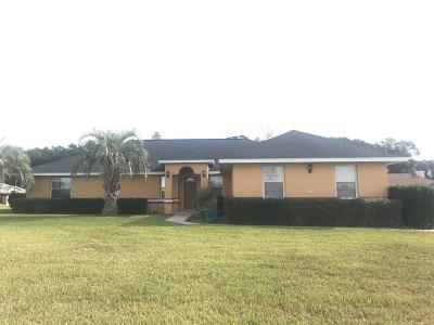 Ocala Single Family Home For Sale: 3139 SE 54th Court