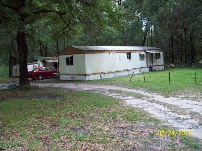 Dunnellon Mobile/Manufactured For Sale: 3280 SW 186th Court