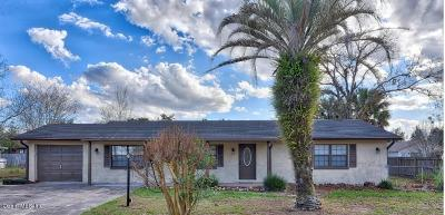 Ocala Single Family Home For Sale: 6814 SE 53rd Place