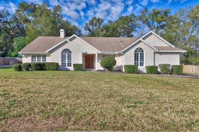 Ocala Single Family Home For Sale: 2912 SE 25th Terrace