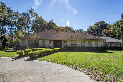 Ocala Single Family Home For Sale: 5490 SE 17th Street
