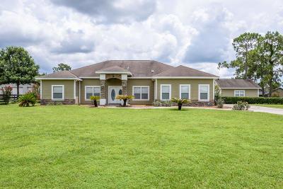 Silver Springs Single Family Home For Sale: 6348 NE 53rd Street
