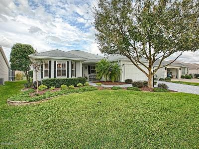 The Villages Single Family Home For Sale: 17915 SE 86th Oak Leaf Terrace