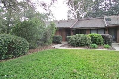 Dunnellon Condo/Townhouse Pending: 19660 SW 83rd Place Road #22