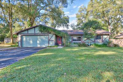 Ocala Single Family Home For Sale: 1420 SE 43rd Terrace