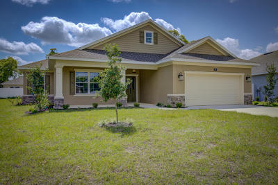 Ocala Single Family Home For Sale: 950 NW 45 Place