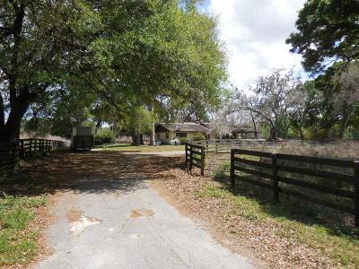 Morriston Farm For Sale: 3351 SE 186th Avenue