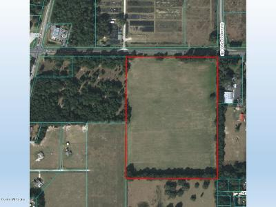 Ocala Residential Lots & Land For Sale: NE 70th Street