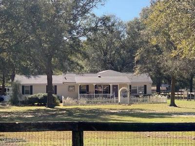 Ocala Farm For Sale: 7256 NW 11th Street