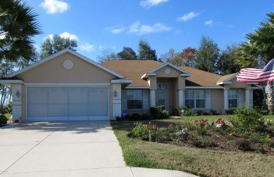 Ocala Single Family Home For Sale: 8200 SW 56th Terrace