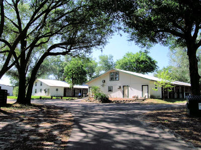 Reddick Farm For Sale: 17508 NW 120th Terrace Road