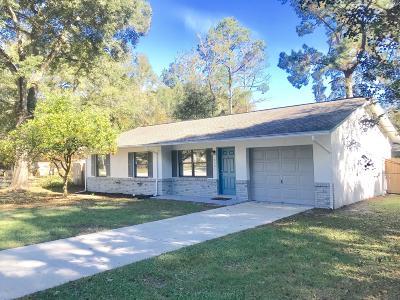 Ocala Single Family Home For Sale: 6501 Hemlock Road