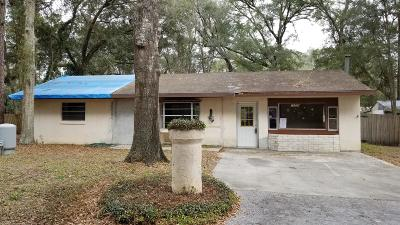 Summerfield Single Family Home For Sale: 13559 SE 44th Terrace