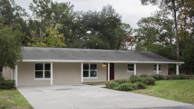 Ocala Single Family Home For Sale: 1345 SE 33rd Court