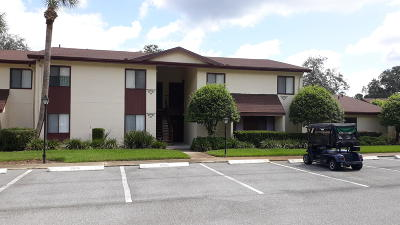 Ocala Condo/Townhouse For Sale: 688 Midway Drive #B