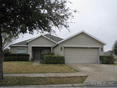 Marion County Rental For Rent: 4064 SW 54th Court