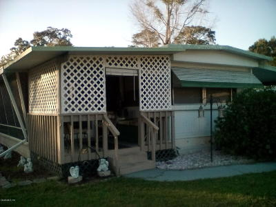 Ocala Mobile/Manufactured For Sale: 1920 NW 29th Ct Court