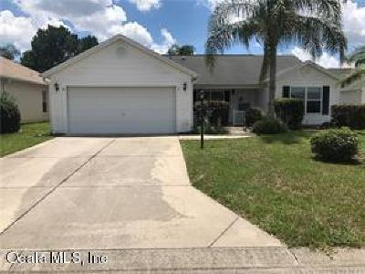 The Villages Single Family Home For Sale: 3024 Sandy Lane