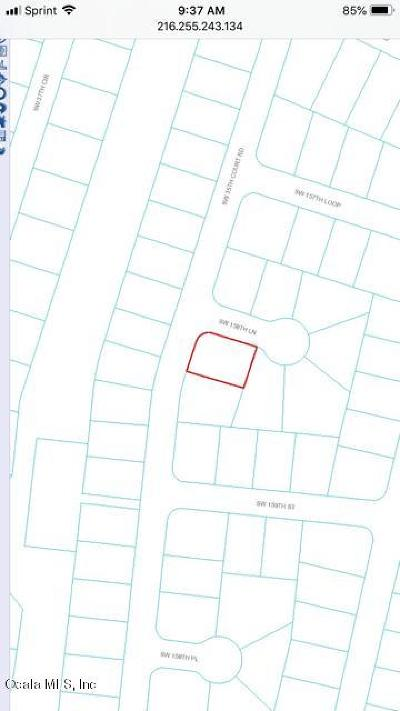 Ocala Residential Lots & Land For Sale: SW 35th Ct Road