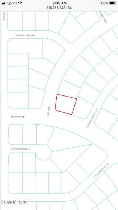 Ocala Residential Lots & Land For Sale: Pine Trace