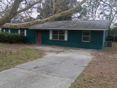 Ocala Single Family Home For Sale: 5710 NW 2nd Street