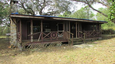 Ocklawaha Single Family Home For Sale: 16251 SE 45th Place