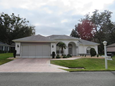 Ocala Single Family Home For Sale: 11380 SW 75th Terrace Road