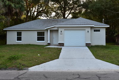 Ocala Single Family Home For Sale: 4149 SW 159th Court